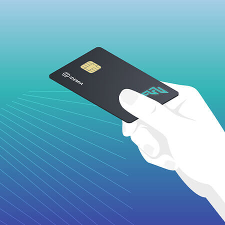 IDEMIA's dedicated payment solutions for FinTechs