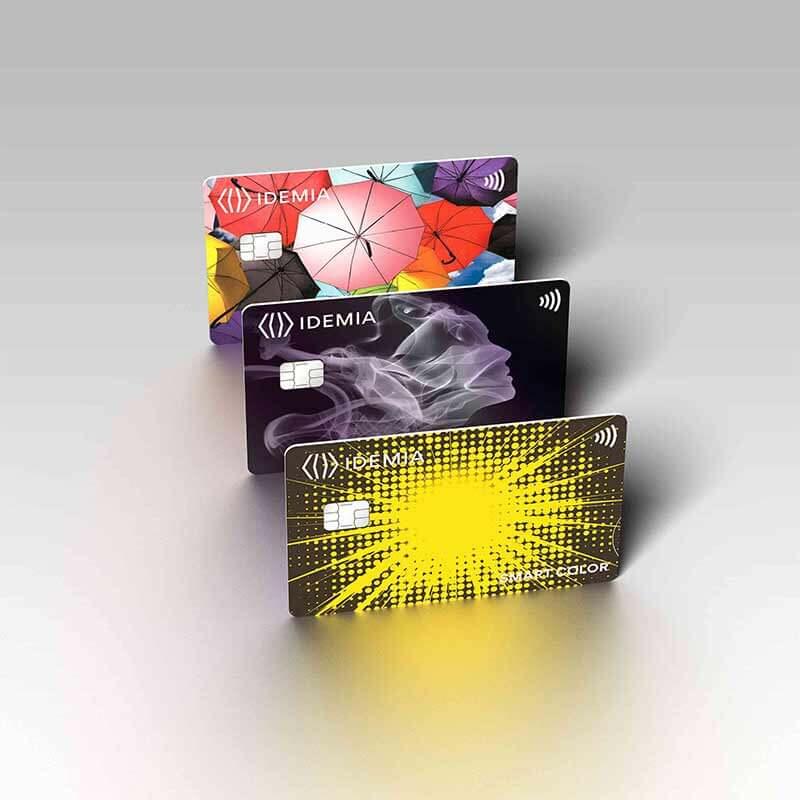 Advanced plastic card bodies IDEMIA