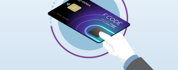 Consumers throughout the world embrace biometric payment cards