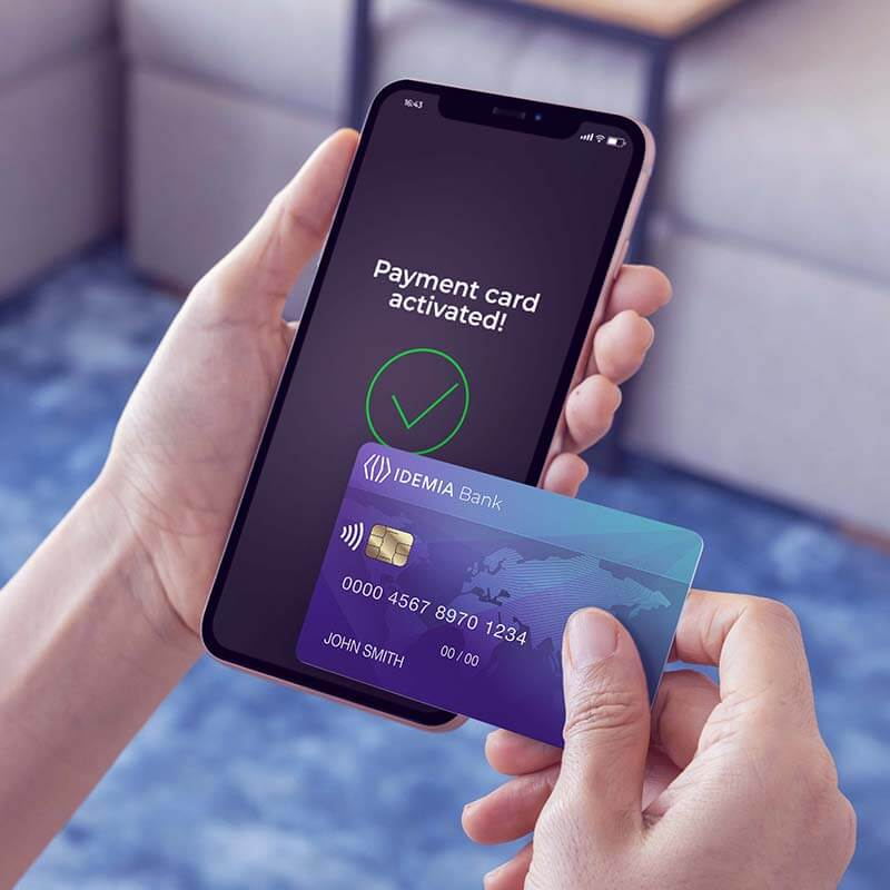 IDEMIA Card Connect