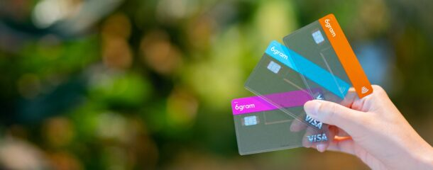 IDEMIA provides mixi translucent contactless payment cards to launch its 6gram Real Card in Japan