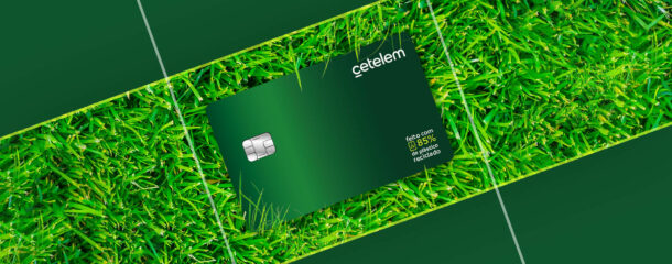 Banco Cetelem Brazil will shift 100% of production to sustainable cards
