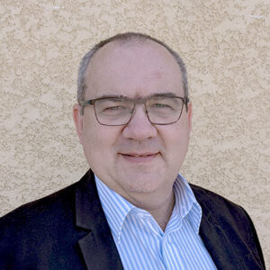 Stephane Jayet, Director of Digital Product Management at IDEMIA